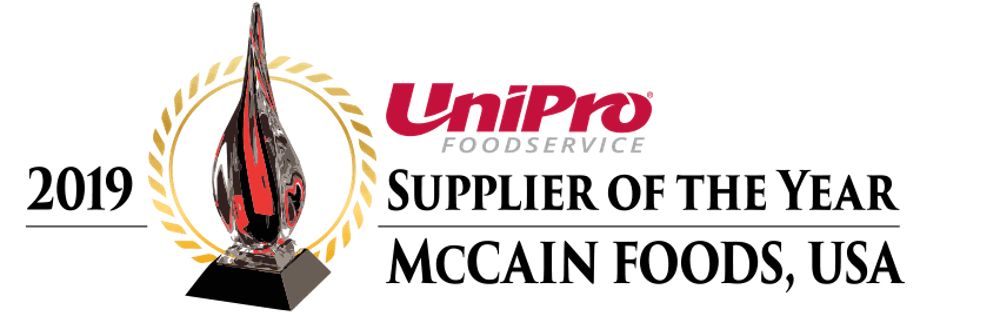 McCain Foods, 2019 Supplier of the Year