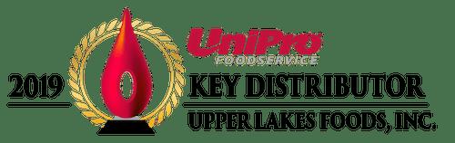 Upper Lakes Foods, 2019 Key Distributor