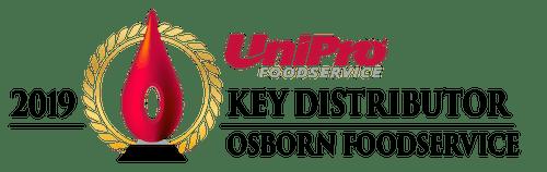 Osborn Foodservice, 2019 Key Distributor